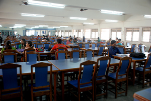 Library Infrastructure at VESASC