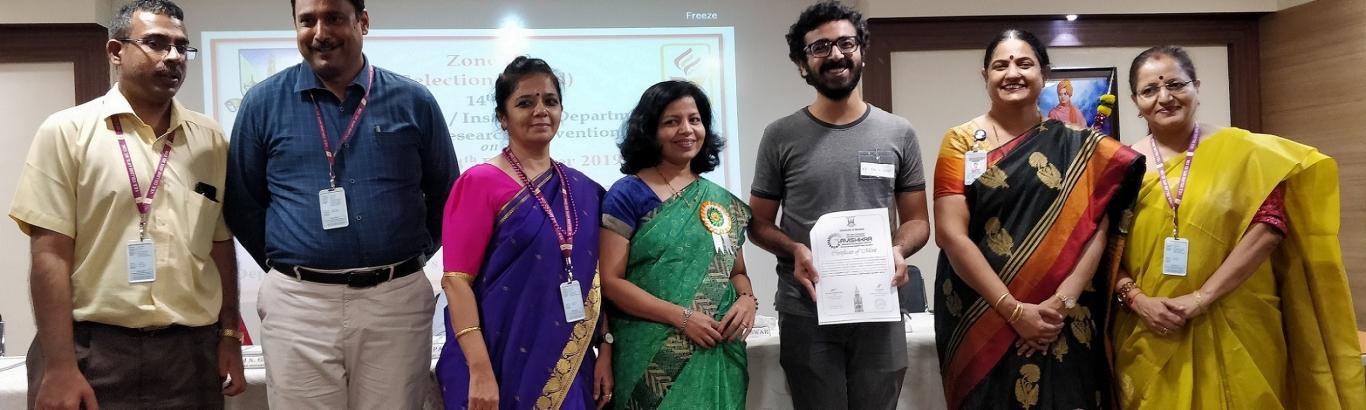 mr-sagar-ramchandani-tybsc-physics-second-prize-at-14th-maharashtra-state-inter-university-avishkar-research-convention