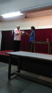Demonstration Experiments by Prof. Chakradev