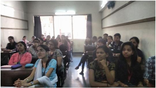 Alumni Speak by Ms  Seema Goyal - VES College of Arts, Science and