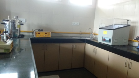 Laboratories Infrastructure at VESASC