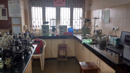 Laboratories Infrastructure at VESASC