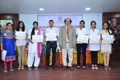Degree Certificate Distribution Ceremony