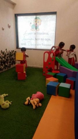 VES DBC Nursery's picnic to Kingdom of Fun