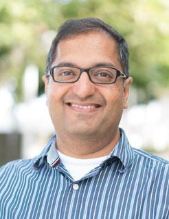 Mr. Aniruddha Deshpande