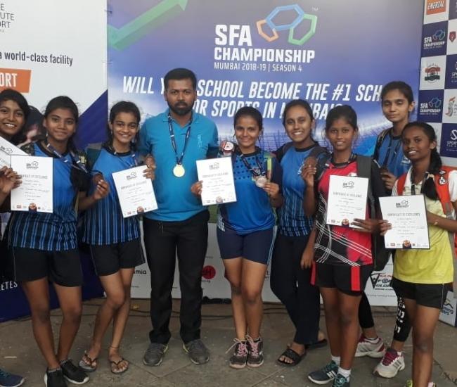 Vivekanand Education Society (VES) – Mumbai, India