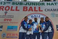 Roll Ball Championship